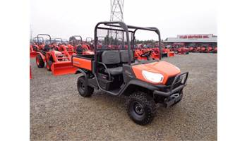 RTV-X900 Worksite - Kubota Orange w/ HD Work Site