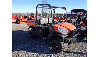 RTV-X900 Worksite - Kubota Orange w/ ATV Tires