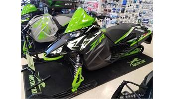 2018 ZR 8000 LTD EB GREEN