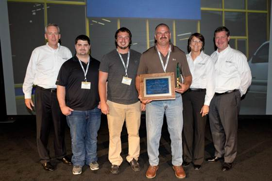 Cub Cadet's 2013 National Dealer of the Year