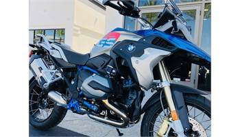 2018 R 1200 GS Rally Style