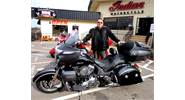 David- 2016 Indian Roadmaster Storm Grey/Thunder Black