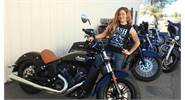 Tatiana- 2016 Indian Scout 60
