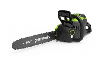 "2019 CSE402 - 48V 16"" Chain Saw (4Ah Battery and Charger Included)"