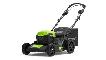 "2019 LME457  48V 21"" Self-Propelled Mower (4Ah Battery and Charger Included)"
