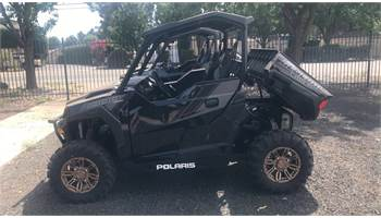 2019 Polaris GENERAL® 1000 EPS Ride Command Edition - Black Pearl