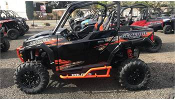 2019 Polaris GENERAL® 1000 LE - Cruiser Black Breakout Camo