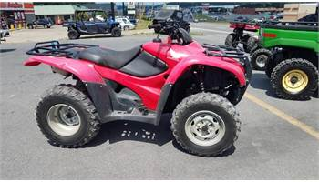 2013 FOURTRAX RANCHER 4X4