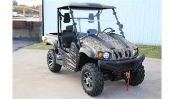 2016 MSU500 4X4 AUTO WITH ROOF AND WINDSHIELD