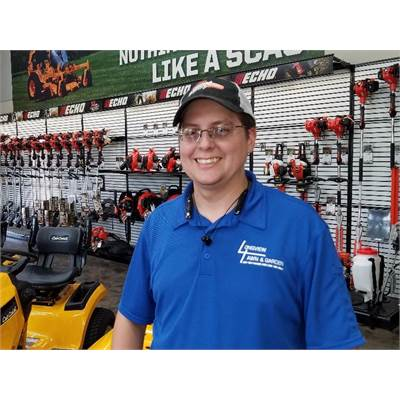 Larry Hobgood - Sales & Parts Associate