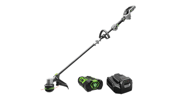 "ST1521S Power+ 15"" String Trimmer with Powerload™ w/ Carbon Fiber Split Shaft with 2.5Ah Battery and"