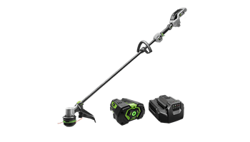 "ST1524 Power+ 15"" String Trimmer w/ Powerload™ w/ Carbon Fiber Split Shaft with 5.0Ah Battery and St"
