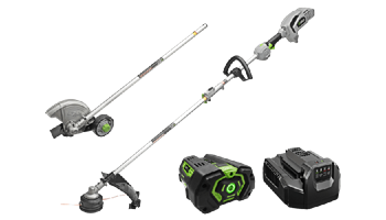 "MHC1502 Power+ Multi-Head Combo Kit: 15"" String Trimmer, 8"" Edger & Powerhead With 5.0Ah Battery and"
