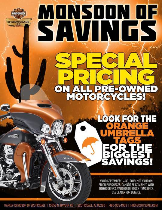 Monsoon of Savings FLYER