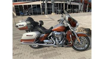2014 Electra Glide CVO Limited