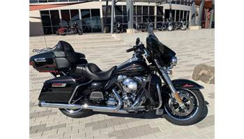 2014 Electra Glide Ultra Limited