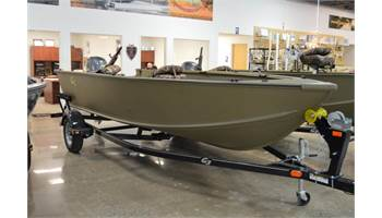 2019 Outfitter V177T w/ Yamaha 60HP