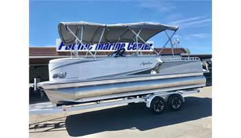 2019 LSZ Windshield 24' w/ 150 HP Mercury 4 Stroke
