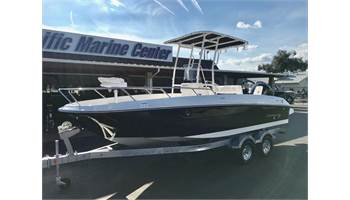 2019 Element F21 w/ 150 HP Mercury 4 Stroke