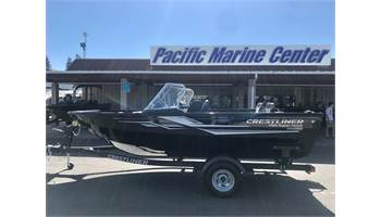 2019 1750 Super Hawk w/ 150 HP Mercury!