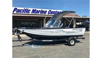 2019 1650 Super Hawk w/ 115HP Mercury 4 stroke