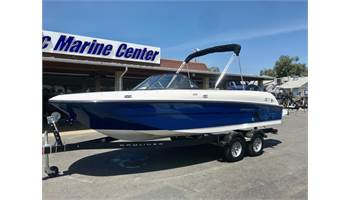 2019 Element E21 w/ 115HP Mercury 4 Stroke!