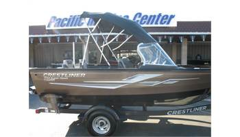 2019 1750 Super Hawk w/ Mercury 115HP 4-Stroke