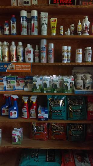 Livestock Health Products