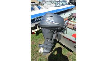 2009 15 HP Short Shaft 4-Stroke With Electric Start