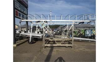 Floe 3000 lb. Boat Lift And 20' Canopy