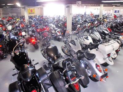 Pre-Owned Motorcycles - Overland Park, Kansas