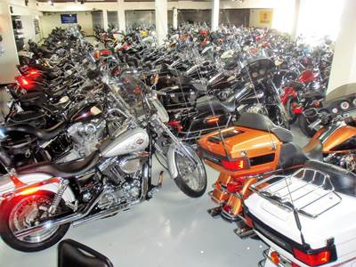 Used Motorcycles - Raytown, Missouri