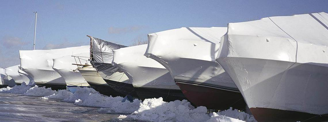 Boat and Yacht Winterization in  Brookfield, CT