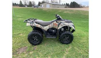 2012 Brute Force 750 4x4 EPS Camo