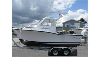 2019 21'  HardTop 215 Cruiser ...  175 HP 4-Stroke ..  Trailer
