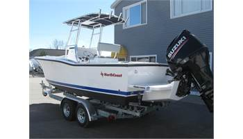 2019 23'   230  Center Console ..  4-Stroke OB .. T-Top .. Trailer