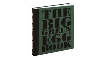 Big Green Egg Book
