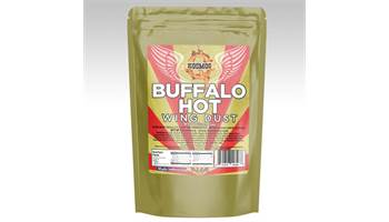 2017 Buffalo HOT Wing Seasoning