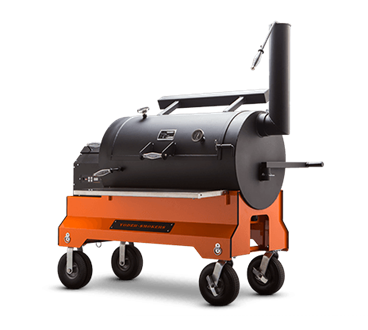 2018 The YS1500 Pellet Grill