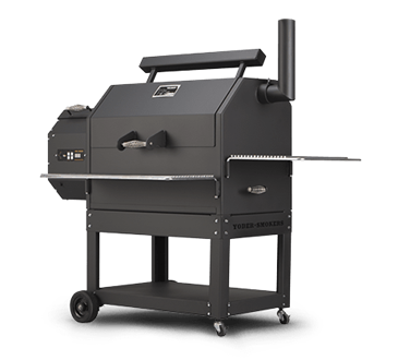 2018 The YS640 Pellet Grill