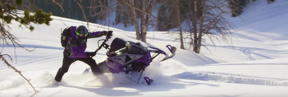 2019 Arctic Cat Snowmobile Back Country
