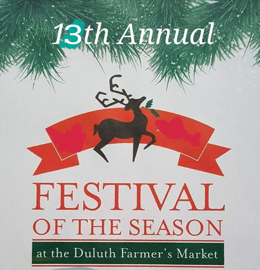 Festival of the Season at Duluth Farmer's Market