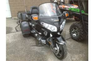 Goldwing with Motor Trike Conversion
