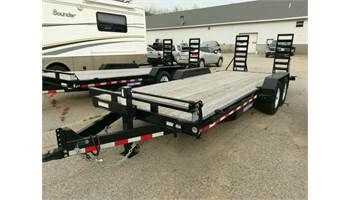 2019 7X18 Implement Trailer 14K