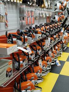 sTIHL OPEN HOUSE