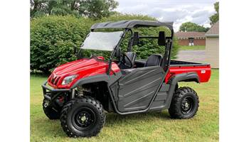2019 Comrade Limited 650 4X4 EPS UTV - SALE