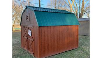 Lofted Barn - As low as $89/month 10X12 Size