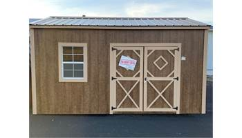 Garden Shed - As low as $95/month 10X16 Size