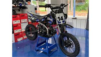 2019 DB14 110cc Semi Auto Dirt BIke