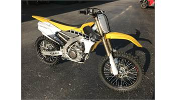 2016 YZ250F - 60th Anniversary Yellow